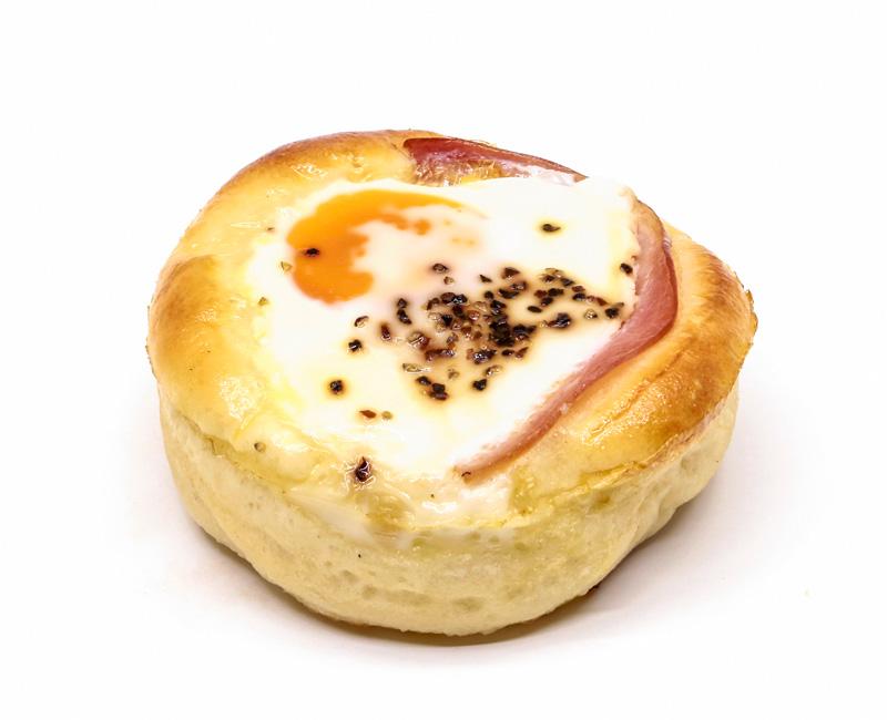 蘭王卵の濃厚モーニングエッグ